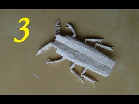 Euthysanius Beetle by Swapnik Jagarlapudi (TUTORIAL) Part 3