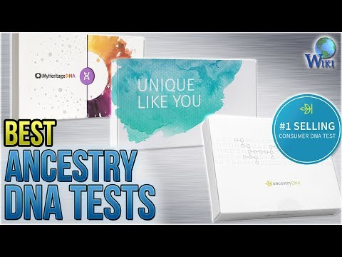 8 Best Ancestry DNA Tests 2018