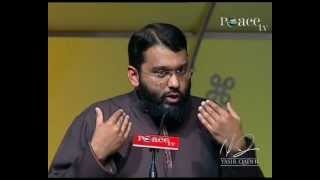 Dua - The Weapon of the Believer - Yasir Qadhi | November 2009