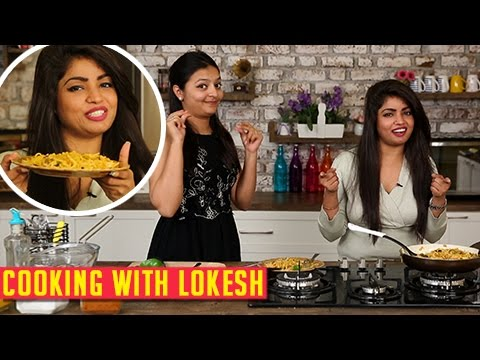Lokesh Kumari Sharma Cooks TASTY Noodles For TellyMasala   Bigg Boss 10   EXCLUSIVE INTERVIEW