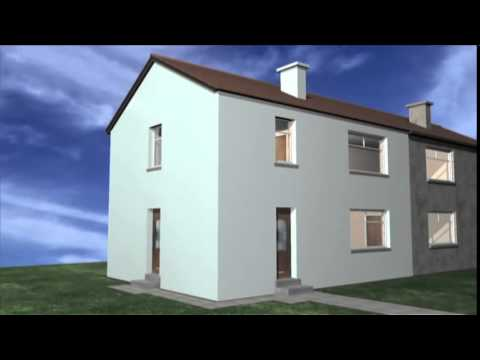 External Wall Insulation -  ECO+ Direct