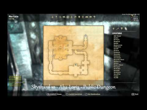 ESO: Skyshard Locations - Coldharbor