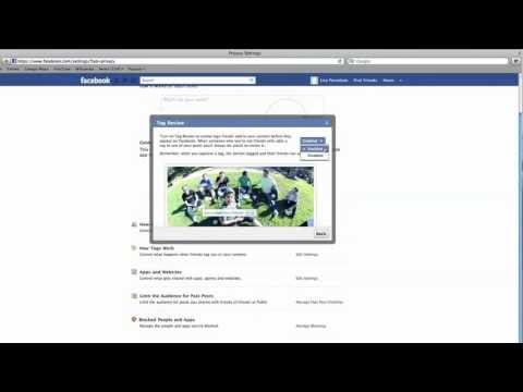 How to set up your Facebook Privacy Settings   icanbesafeonline.com