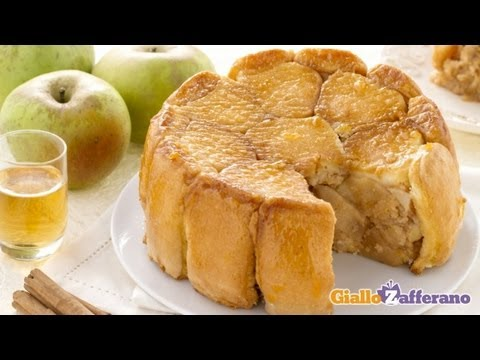 Apple charlotte - recipe