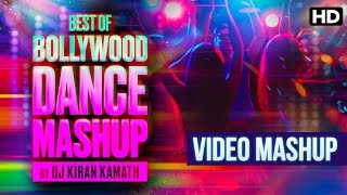 Best of Bollywood Dance Mashups by DJ Kiran Kamath