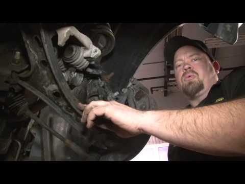 Mustang Brake Rotors and Pads Installation 2005-2014
