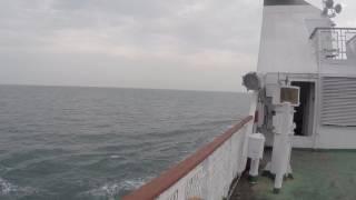 The Ferry Across The Caspian Sea