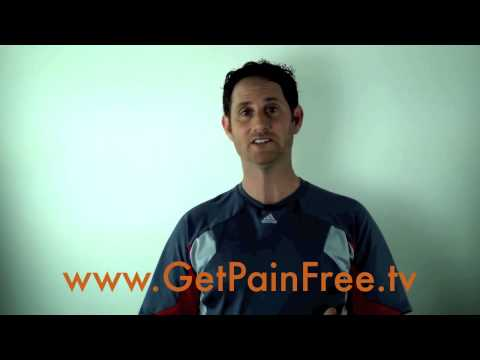 Lower Back Pain Myth - Back Stretches Don't Eliminate Chronic Pain and Trigger Points