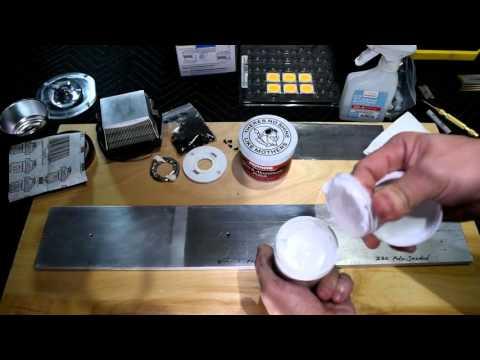 DIY LED Basics: mounting leds/COBs to heatsinks (pt. 4/6)