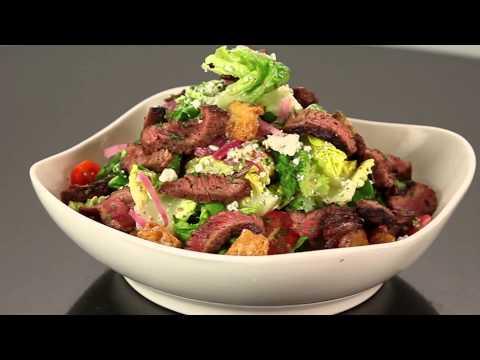 The Cheesecake Factory: Marinated Steak Salad