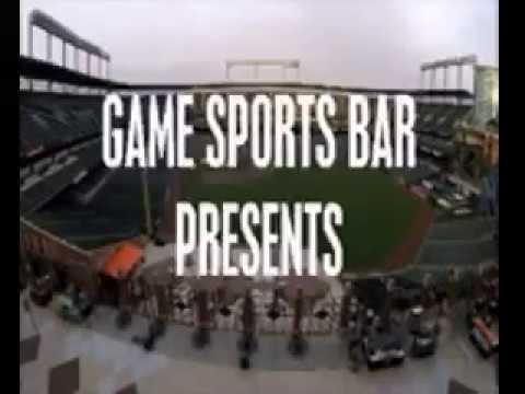 Game Baltimore Orioles Promo