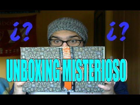 ¡ UNBOXING MISTERIOSO ! - ¿ QUE HAY EN LA CAJA ? - VLOG