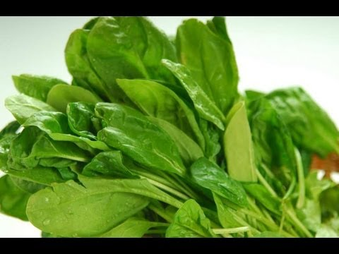 How To Wash And Prepare Spinach.