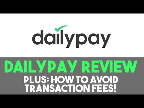DailyPay Review & Demo 🚗💵 Instant Pay For GrubHub, DoorDash, Instacart & Fasten Drivers