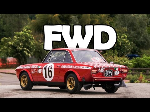 4 Most Successful Front-Wheel Drive Rally Cars Of All Time