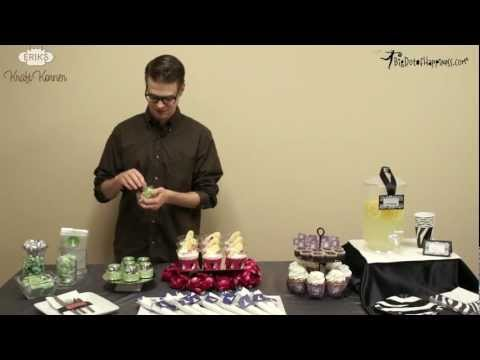 Bridal Shower Do It Yourself Ideas - Erik's Kraft Korner - Big Dot of Happiness