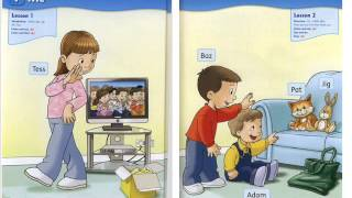 Download first friends 1 class book - susan lannuzzi - lesson 1 Video
