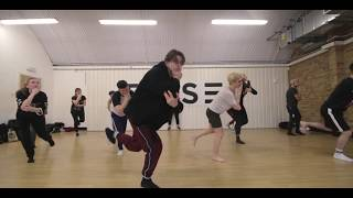 Giant - Calvin Harris & Rag'n Bone Man | Choreography - Robin Dobler