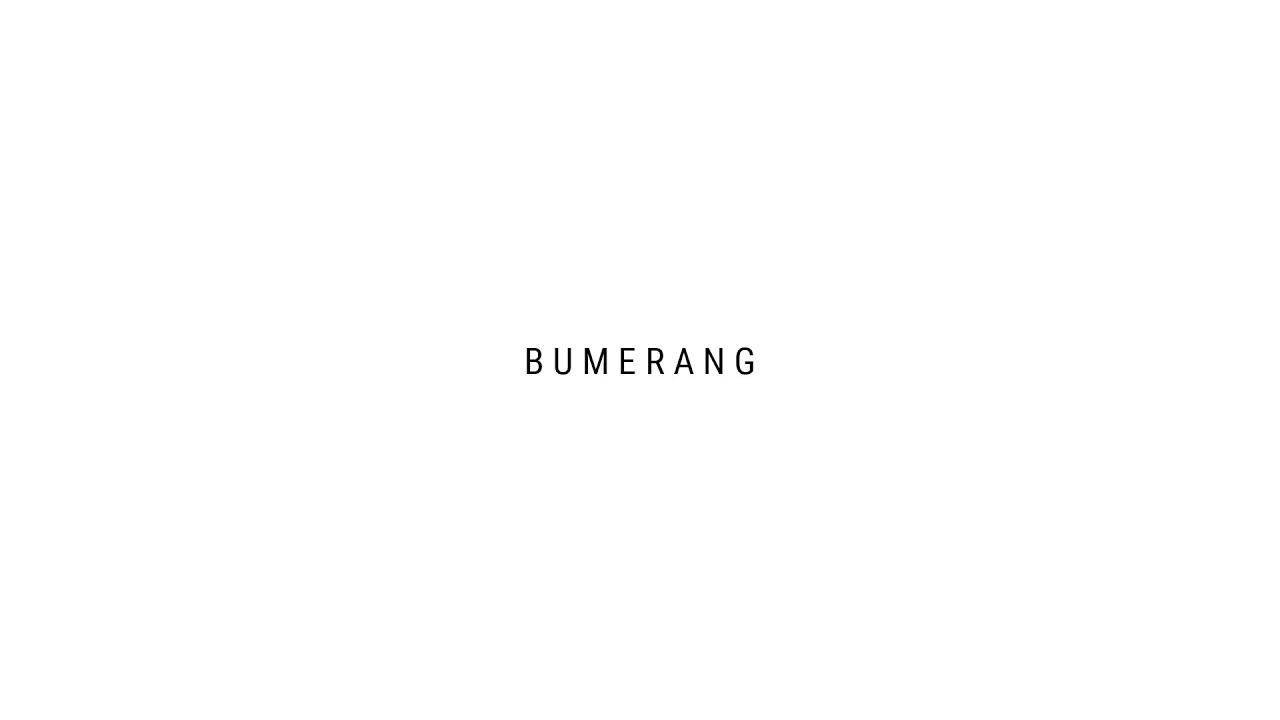 Tulus - Bumerang