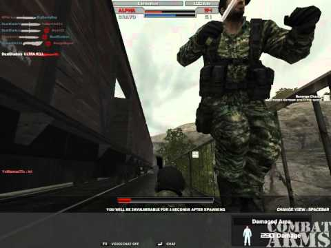 combat arms nexon report shifter