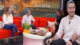Enes Batur Habertürk TV'de 'Burası Haftasonu' programına konuk oldu (30 ARALIK 2017)