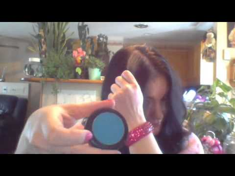 The difference between wet hair color and dry hair chalk review