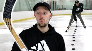 Can You Still Use a WOOD Hockey Stick TODAY?