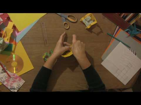 Paper Craft Projects : How to Make Paper Dice