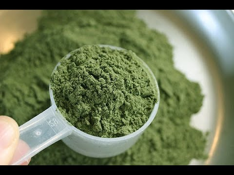 GREENS POWDERS- The Solution to Dropping 5lbs