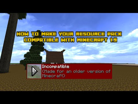 How to make your resource pack compatible with Minecraft 1.9 works for 1.10