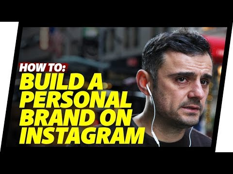 Instagram Personal Branding. Build Your Personal Brand Business Organically