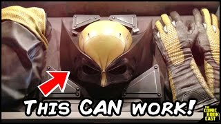 Wolverine's Comic Costume CAN WORK on Film
