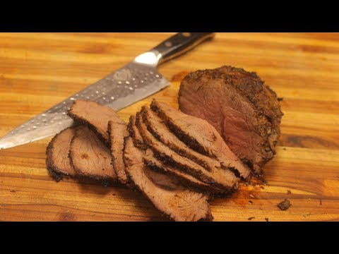 Airfryer Grassfed Beef Roast -best air fryer - low carb recipe - keto
