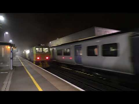(HD) GBRf 66's delivering brand new Thameslink Class 700's - November 2017.