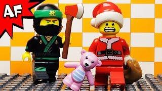 Lego Ninjago: Lloyd saves Christmas Part 1