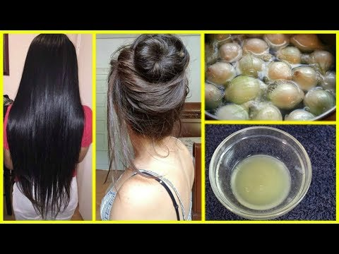 World's Best Hair Growth Oil To Grow Super Long Hair In Just 1 Month - Magical Hair Growth Treatment