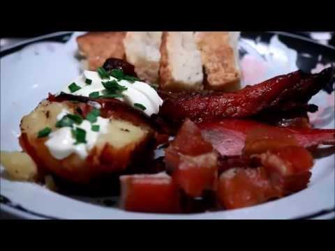 Wood fired Pork Belly Recipe _ How to make Pork belly _ International Cuisines