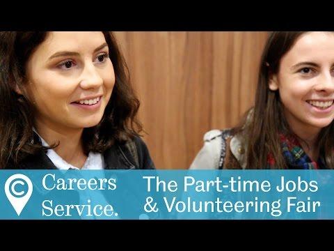 The Part-time Jobs & Volunteering Fair