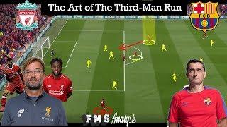 Tactical Analysis|Liverpool 4-0 Barcelona| Goals (Wijnaldum, Origi)|3rd Man Runs| Liverpool Comeback
