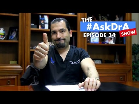 The #AskDrA Show   Episode 34   Changing Taste Buds, How To Gain Weight, Low Carb Diet
