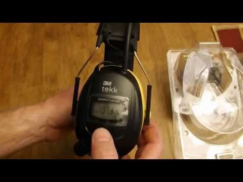 Review of 3M Noise Reduction Work Tunes Headphones