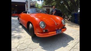 1958 Porsche 356 Speedster - Dusty Cars - Real Barn Find