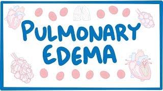 Pulmonary Edema - an Osmosis preview