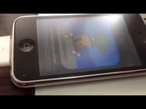 Unlock iPhone 3GS 6.1.2 Baseband 06.15.00