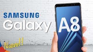 SAMSUNG GALAXY A8!! Análisis de Características (español)
