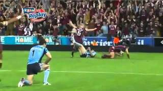 State of Origin 2011 Game 3 Highlights Maroons V Blues