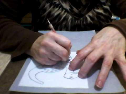 DIY Make Your Own Rub-Ons