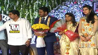 Bhuma AKhila Priya and Bhargav Ram Marriage Photos