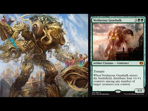 What Can We Learn From Verdurous Gearhulk? How to Tell if a Card is