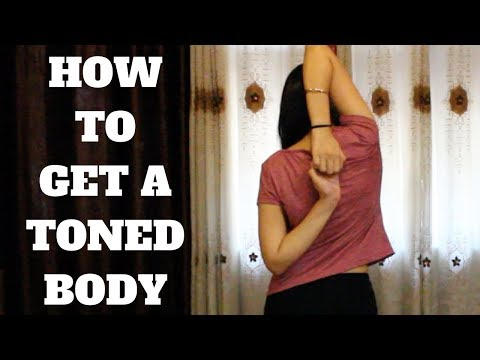 How To Get A Toned Body | 5 Simple Exercises | WORKitOUT
